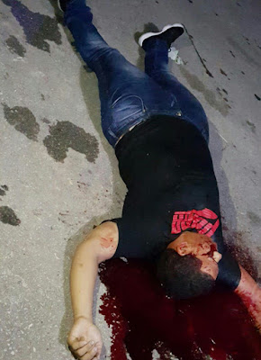 CRIMEN A TIROS: EN EL FACTOR ASESINAN JOVEN MICHAEL DE UN DISPARO EN LA CABEZA