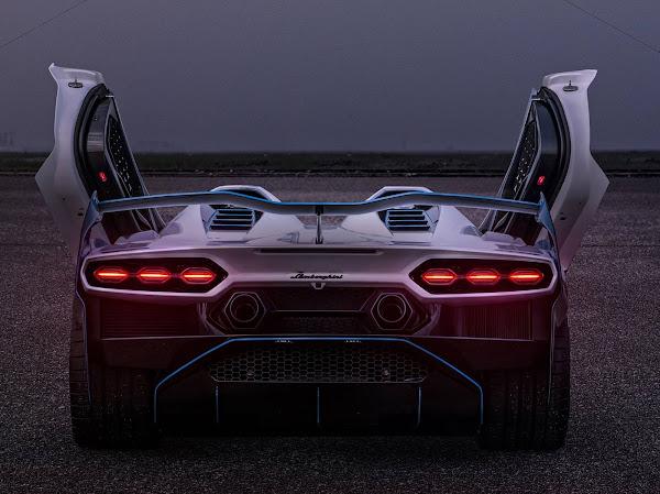 Lamborghini SC20: exemplar exclusivo de conversível