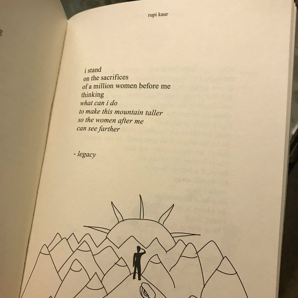 Being Our Best From The Sun And Her Flowers Rupi Kaur
