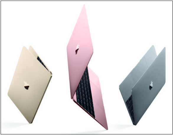 "Apple Unveils New 12"" MacBooks With Intel Skylake, Longer Battery Life With 8GB Memory"