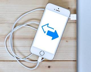 برنامج EaseUS MobiMover Free نقل الملفات من الكمبيوتر الى الايفون والعكس