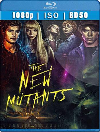 Los Nuevos Mutantes (2020) BD50 FULL 1080p Latino-Ingles ISO [Google Drive] Tomyly