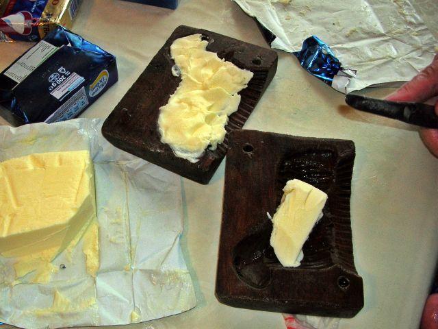 foremka, masło, baranek, wielkanocny