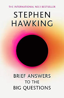 Review: Brief Answers to the Big Questions by Stephen Hawking #nonfictionnovember