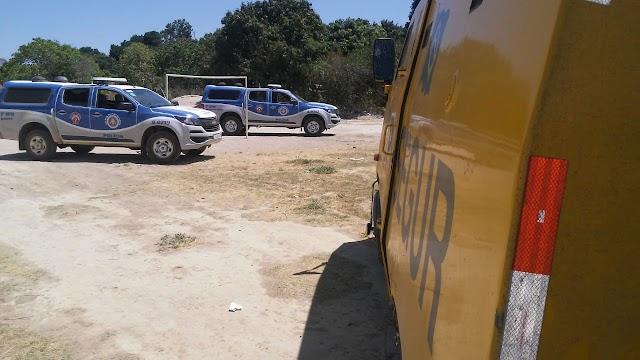 Morro do Chapéu-BA: Carro Forte sofre tentativa de assalto em estrada