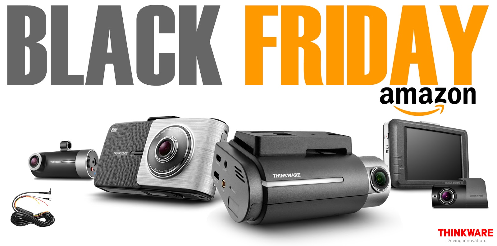 Amazon dash cam offerta black friday