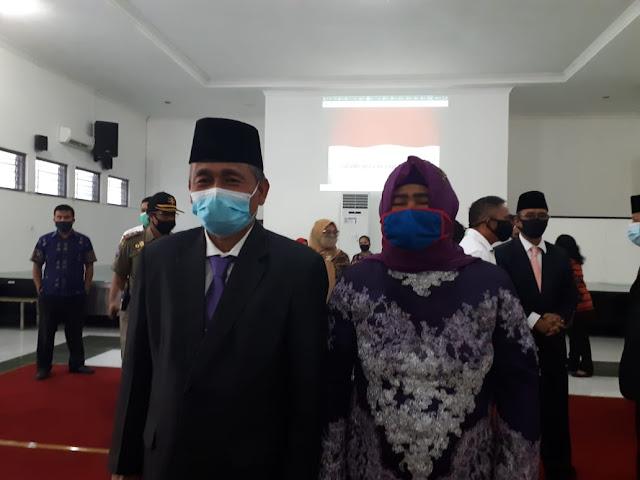 Basarin Yunus Tanjung Jabat Pj Sekda Siantar