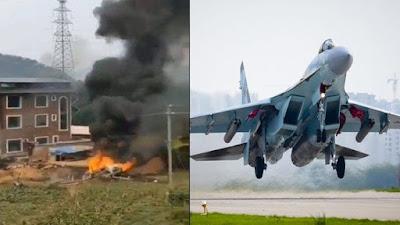 Taiwan shot down chinese aircraft