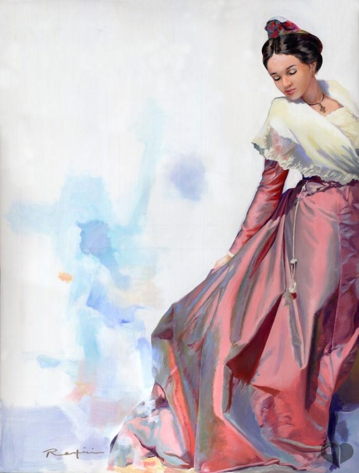 Французский художник