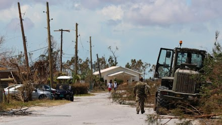 Μπαχάμες: Στους 2.500 οι αγνοούμενοι μετά το πέρασμα του κυκλώνα Ντόριαν