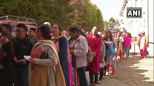 Polling stations in Darjeeling increased in view of COVID-19