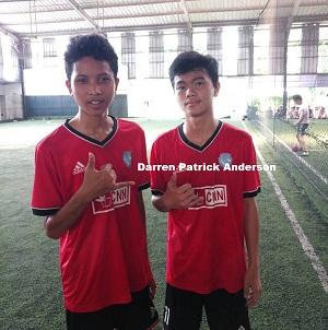 Guru Bangsa Mari Renungkan Permainan Tiki Taka Darren Patrick Anderson Siswa SMA Kanaan Jakarta Ini