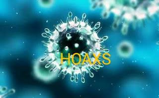 Hindari Virus Hoaks dan Dukung Penanganan Pandemi Covid-19