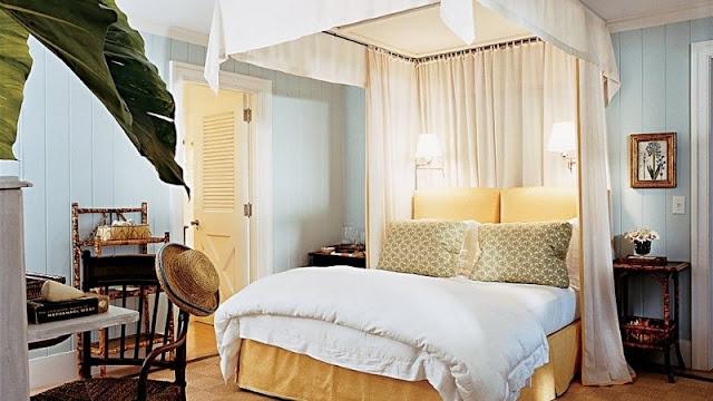 Inilah inspirasi dalam dekorasi kamar tidur tampil beda