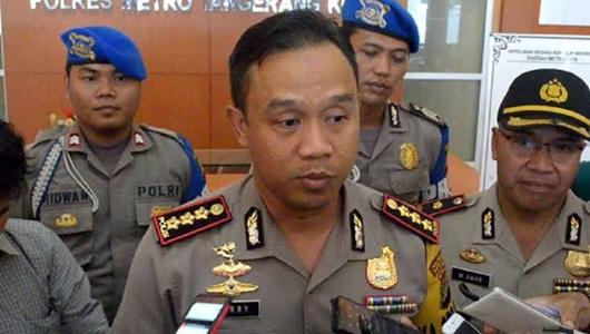 Polisi Ringkus Pelaku Pembakar Pospol Sabang Jakpus