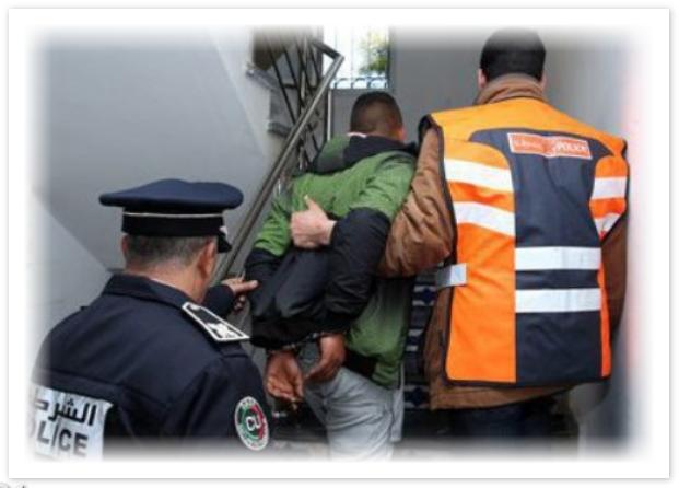 """الأمن يوقف عون سلطة """"مقدم"""" متهم بالإتجار في المخدرات"""