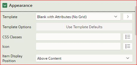 Oracle APEX Tutorial - How To Create a Scroll Indicator in Oracle APEX