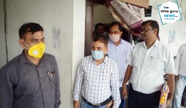 एडीएम ने चकिया बैठक में अधिकारियों को लगाई फटकार