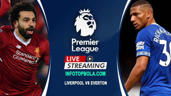 live streaming liverpool vs everton