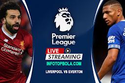 Live Streaming Liverpool Vs Everton 05 Desember 2019