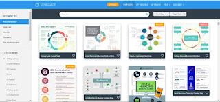 template-infografis