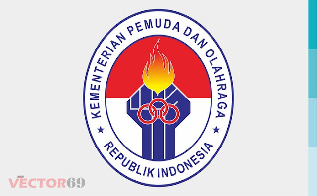 Logo Kemenpora (Kementerian Pemuda dan Olahraga) Indonesia - Download Vector File SVG (Scalable Vector Graphics)