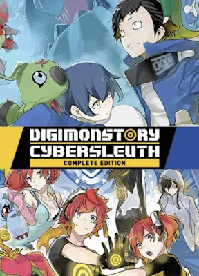 Download Digimon Story Cyber Sleuth Complete Edition multilenguaje