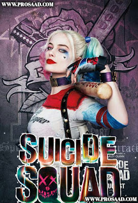 Suicide Squad Full Movie in Hindi Watch online