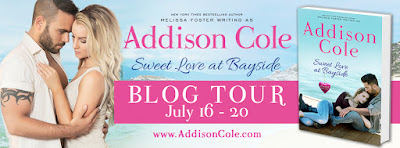 Blog Tour & Giveaway: Sweet Love at Bayside by Addison Cole