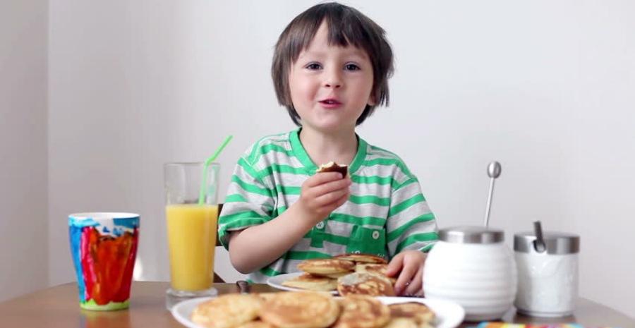 Mengatasi Alergi Makanan Pada Anak