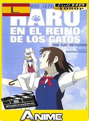 Haru En El Reino De Los Gatos [2002] HD [1080P] latino [GoogleDrive-Mega]nestorHD