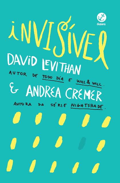 Invisível - Andrea Cremer