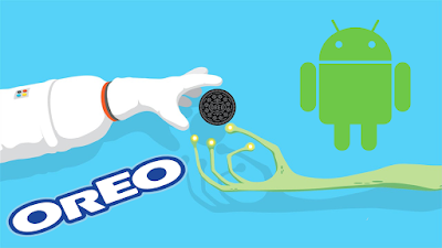 New OS mobile Android 8.0 Oreo by Google