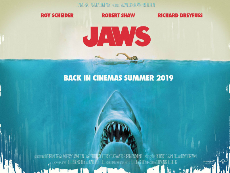 jaws 2019 poster