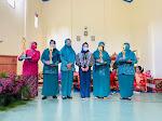 Ketua TP Kampung Cantik Serahkan Penghargaan Kampung Cantik 2021