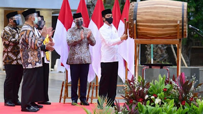 Presiden: Tak Hanya Megah, Istiqlal Harus Jadi Sarana Umat Tingkatkan Iman dan Takwa