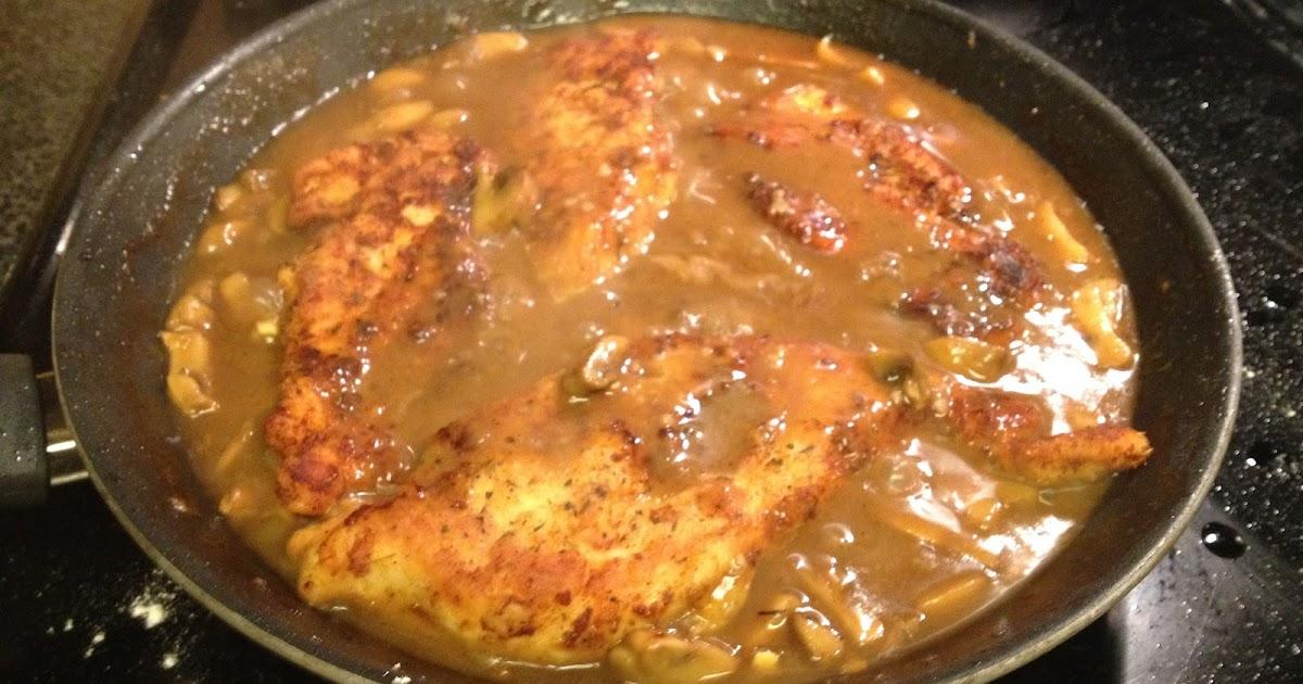 Foodcrave Chicken Marsala