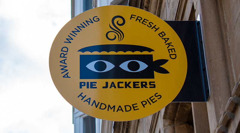 Pie Jackers is situated on Albert Road, Middlesbrough
