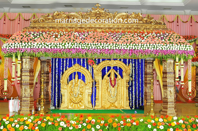 marriage decoration Mandapam