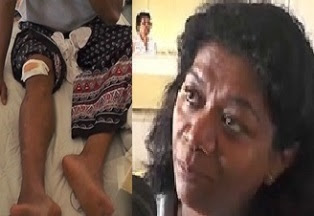 Susanthika Jayasinghe Admitted To Hospital