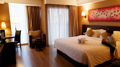 review kamar hotel bwpth