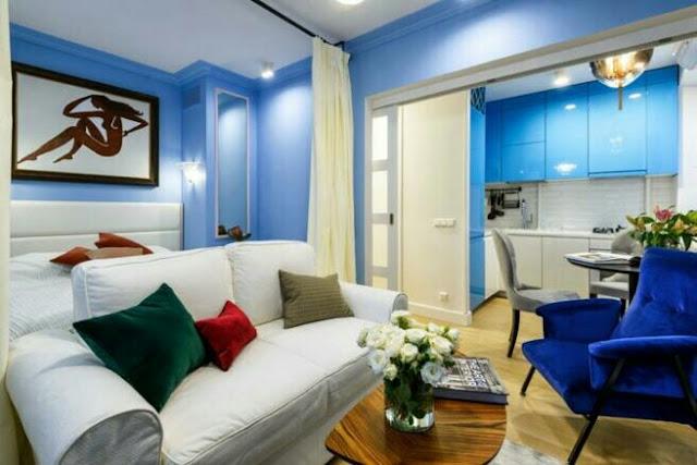 pictures of small studio apartment design ideas