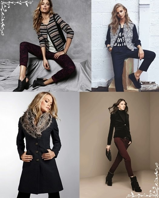 Herbst-Winter Damenmode 2014/2015