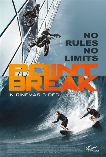 Point Break 2015 English Movie Download