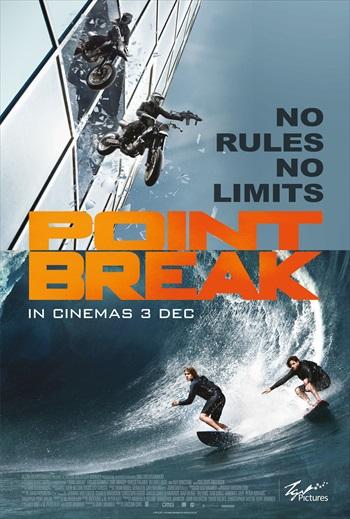 Point Break 2015 English Movie Download