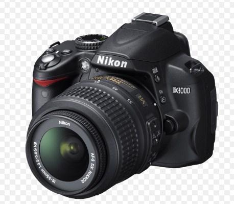 Harga Nikon D3000