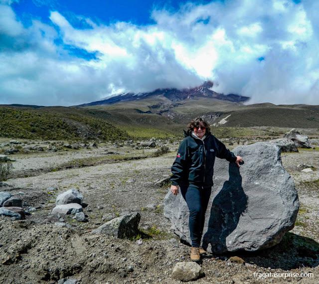 O que vestir para o passeio ao Vulcão Cotopaxi, no Equador