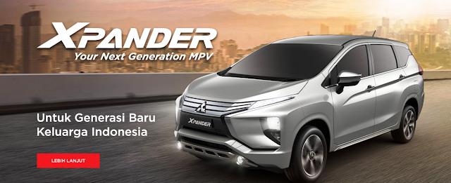 Harga Kredit Mitsubishi Xpander Pekanbaru