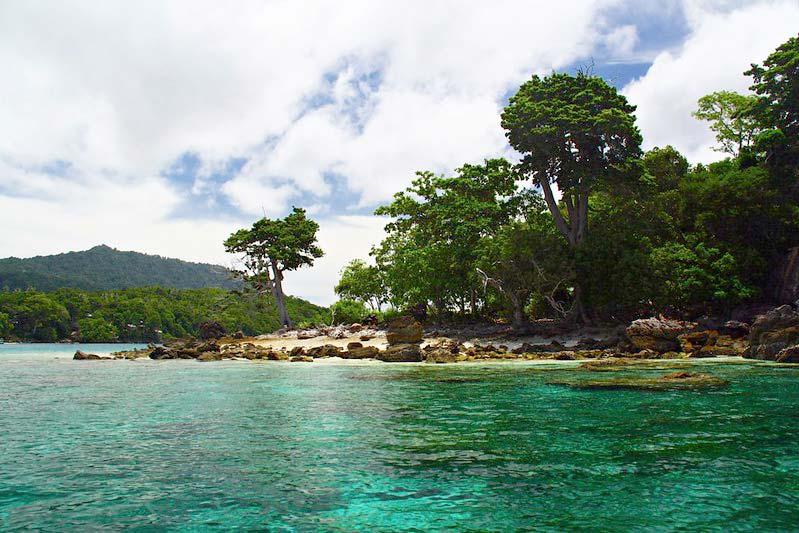 Biaya Wisata Pulau Rubiah Sabang Aceh