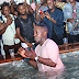 Photo: MI Abaga gets 'WET' at his 'Rendezvous' album listening party